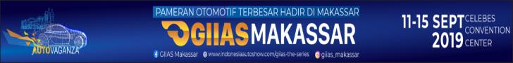 GIIAS 2019 Makassar